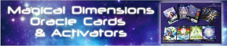 Magical Dimensions Oracle Cards By Lightstar