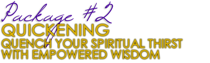 Lightstar Package 2 Quench Your Spiritual Thirst With Empowered Wisdom