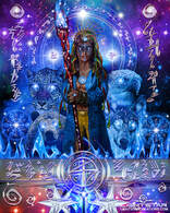 High Frequency Visionary Artist and Celestial Channel
